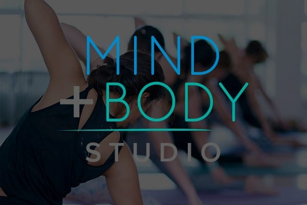 Portfolio Mind & Body Studio Web Design