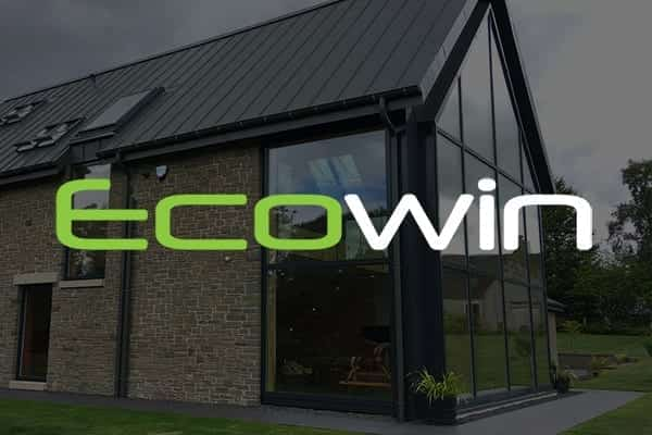 Ecowin WordPress website