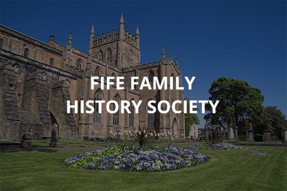 Fife Family History Society website