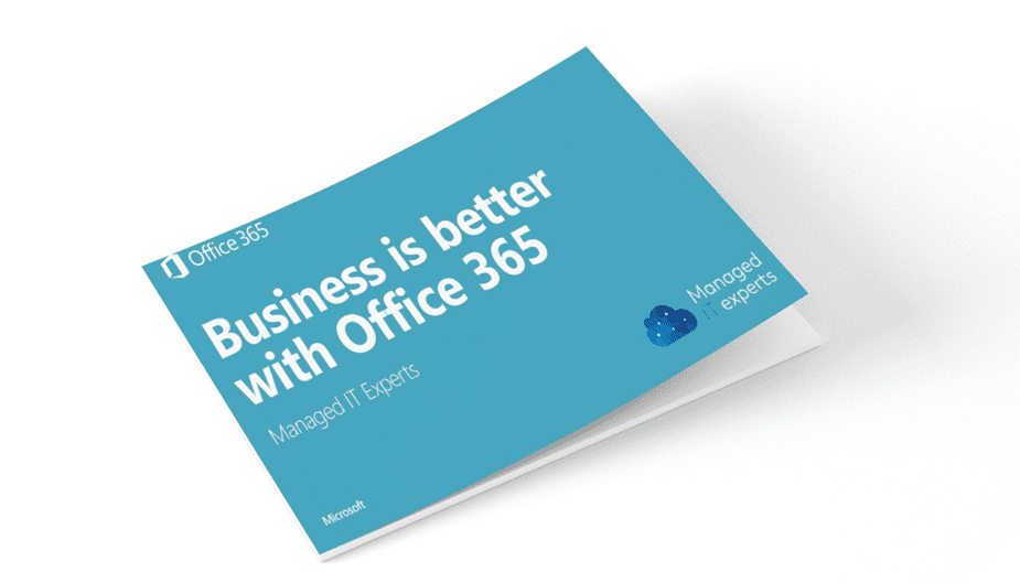 (Ebook) Why business is better with Office 365