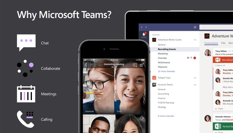 Do more for your business with Microsoft Teams
