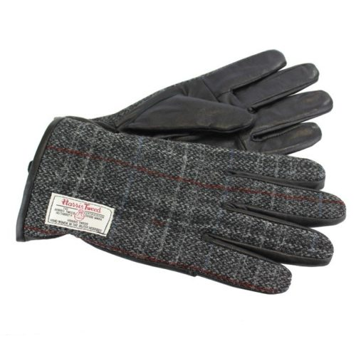 Berneray Leather Gloves