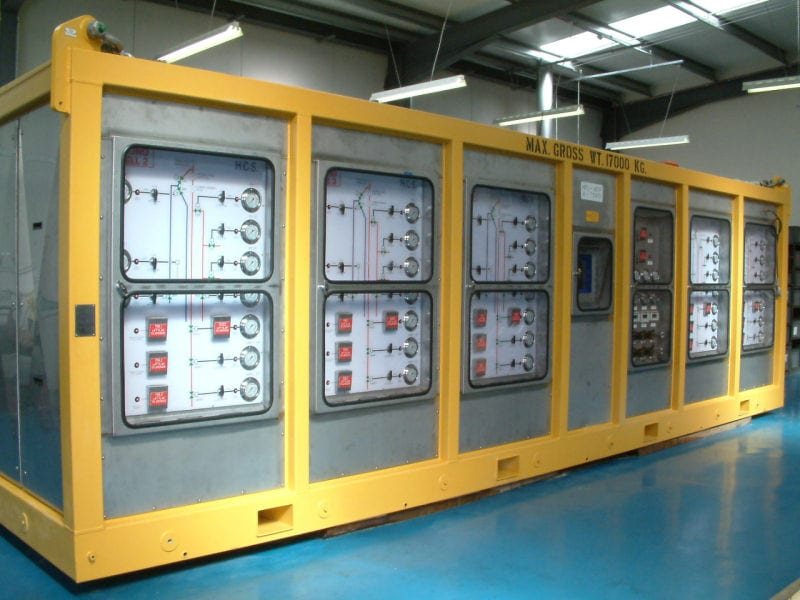 Production Control Systems