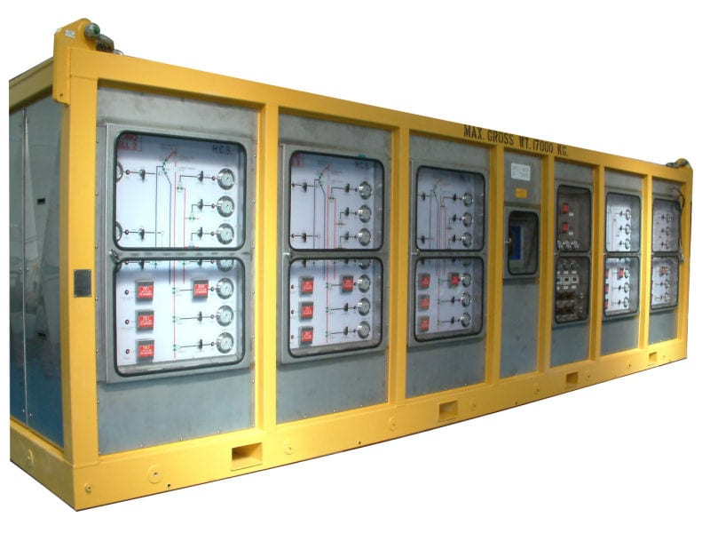 PRODUCTION CONTROL SYSTEMS: PRODUCTION HPU