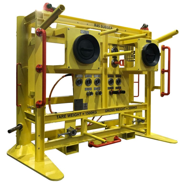 Subsea Deployment Frame