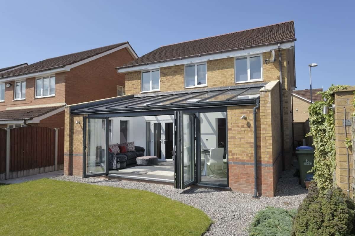Ideal Windows And Conservatories Conservatory Lean To Conservatory