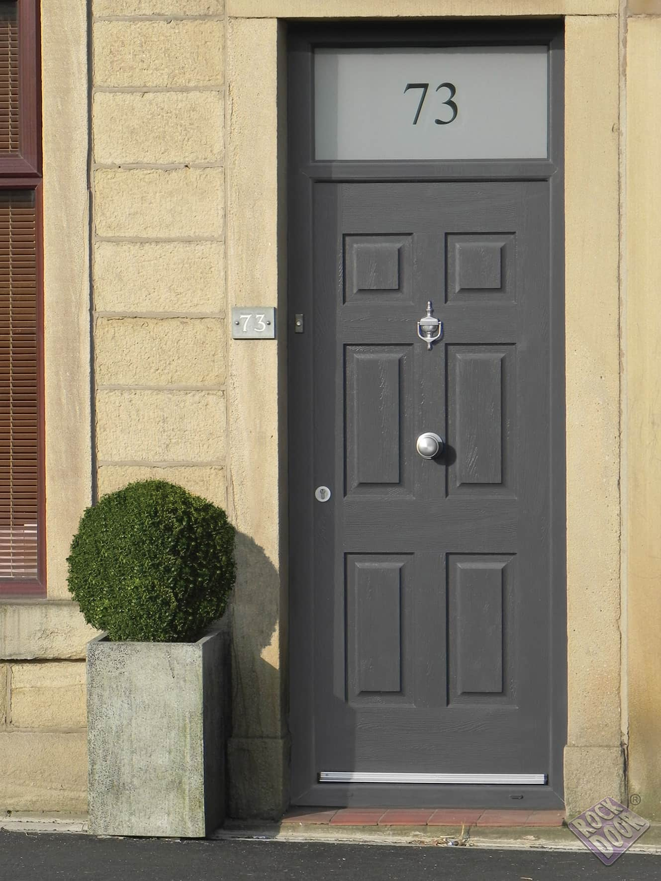 Doors by Ideal Windows And Conservatories Edinburgh
