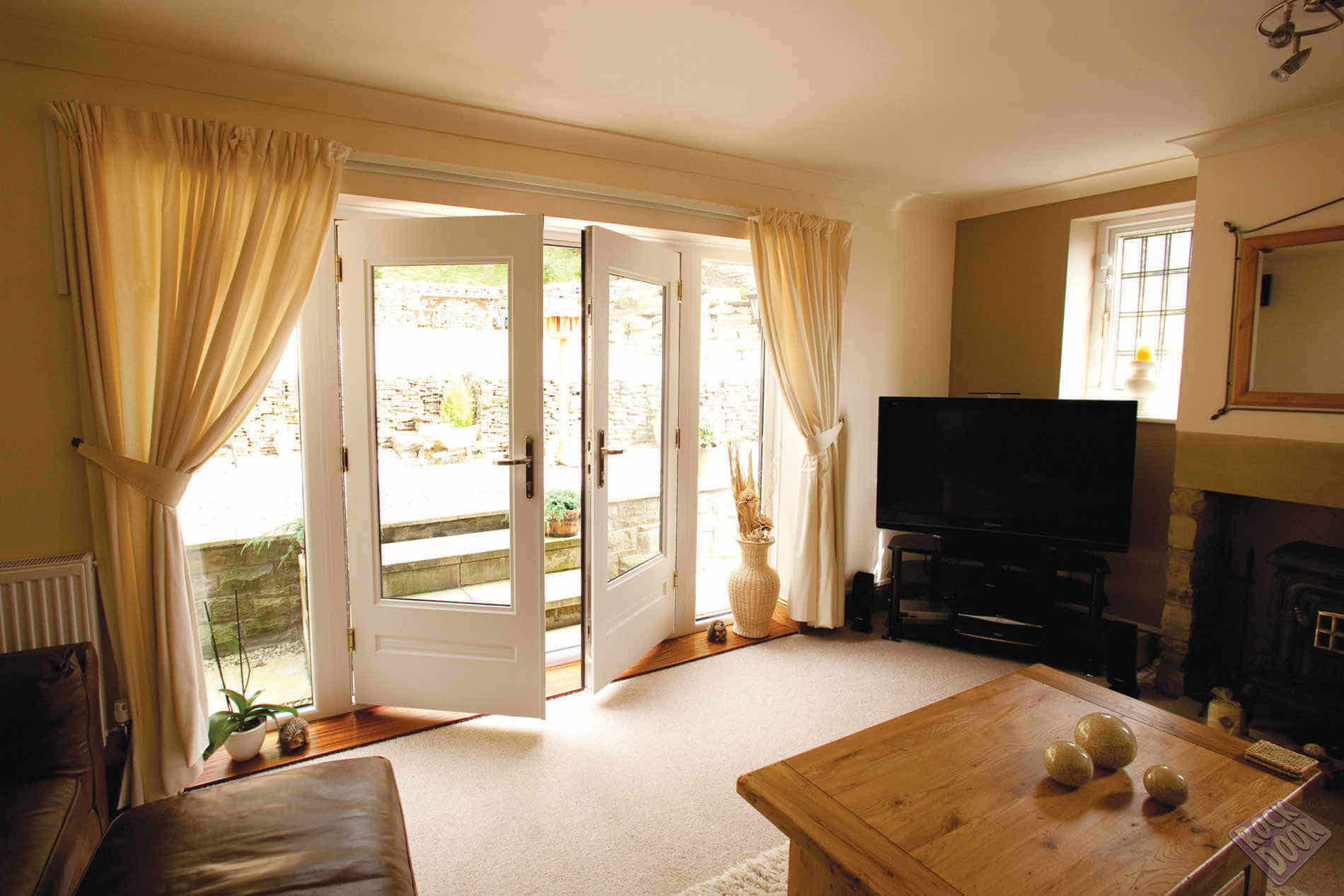 Ideal Windows And Conservatories Doors Edinburgh ROCKDOOR Patio Door