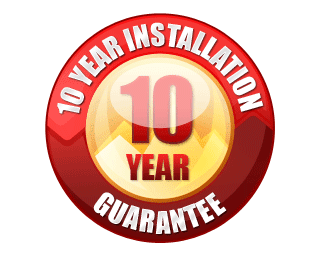 Ideal Windows And Conservatories 10 Year Comprehensive Installation Guarantee