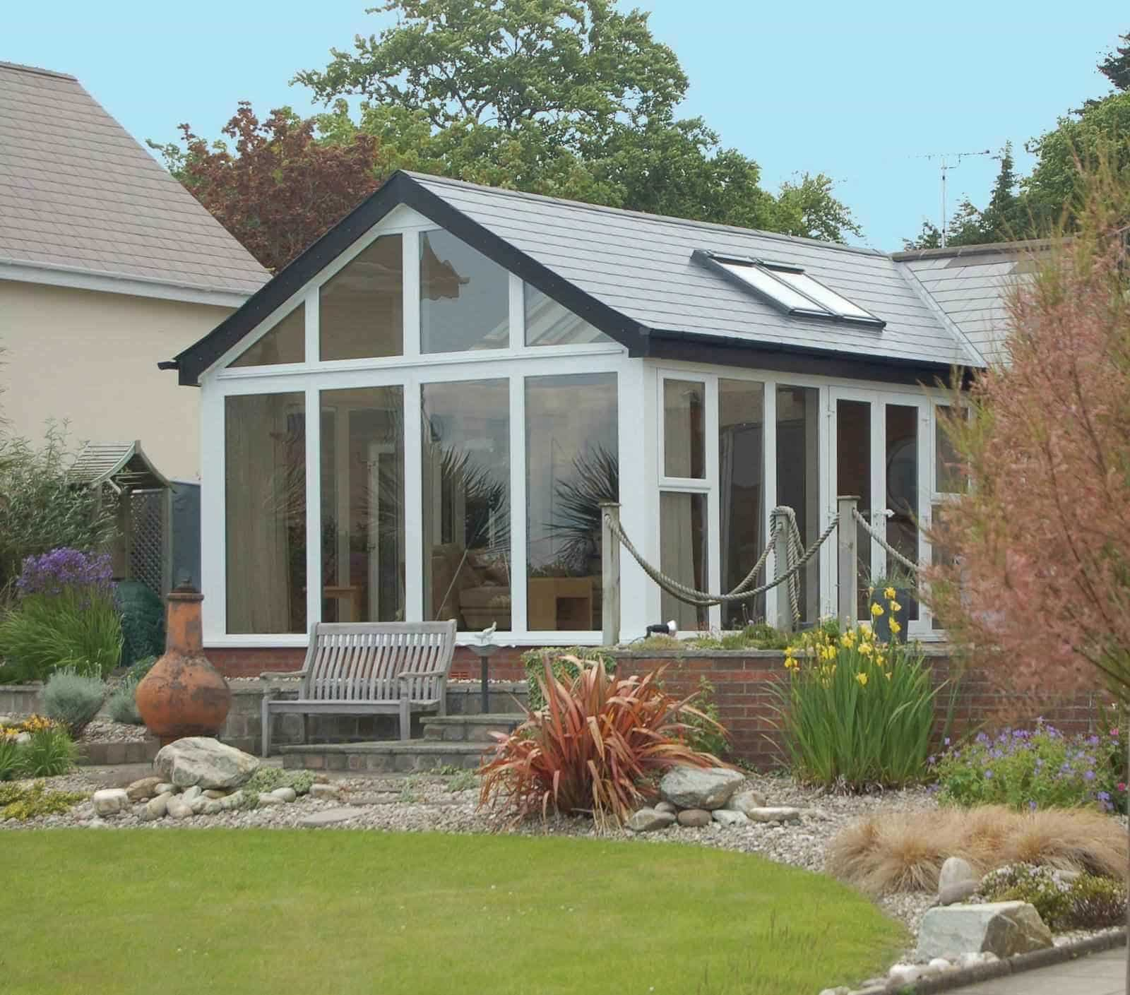Ideal Windows And Conservatories Sunroom