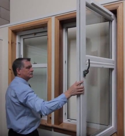 Ideal Windows And Conservatories Tilt And Turn Double Glazed Windows