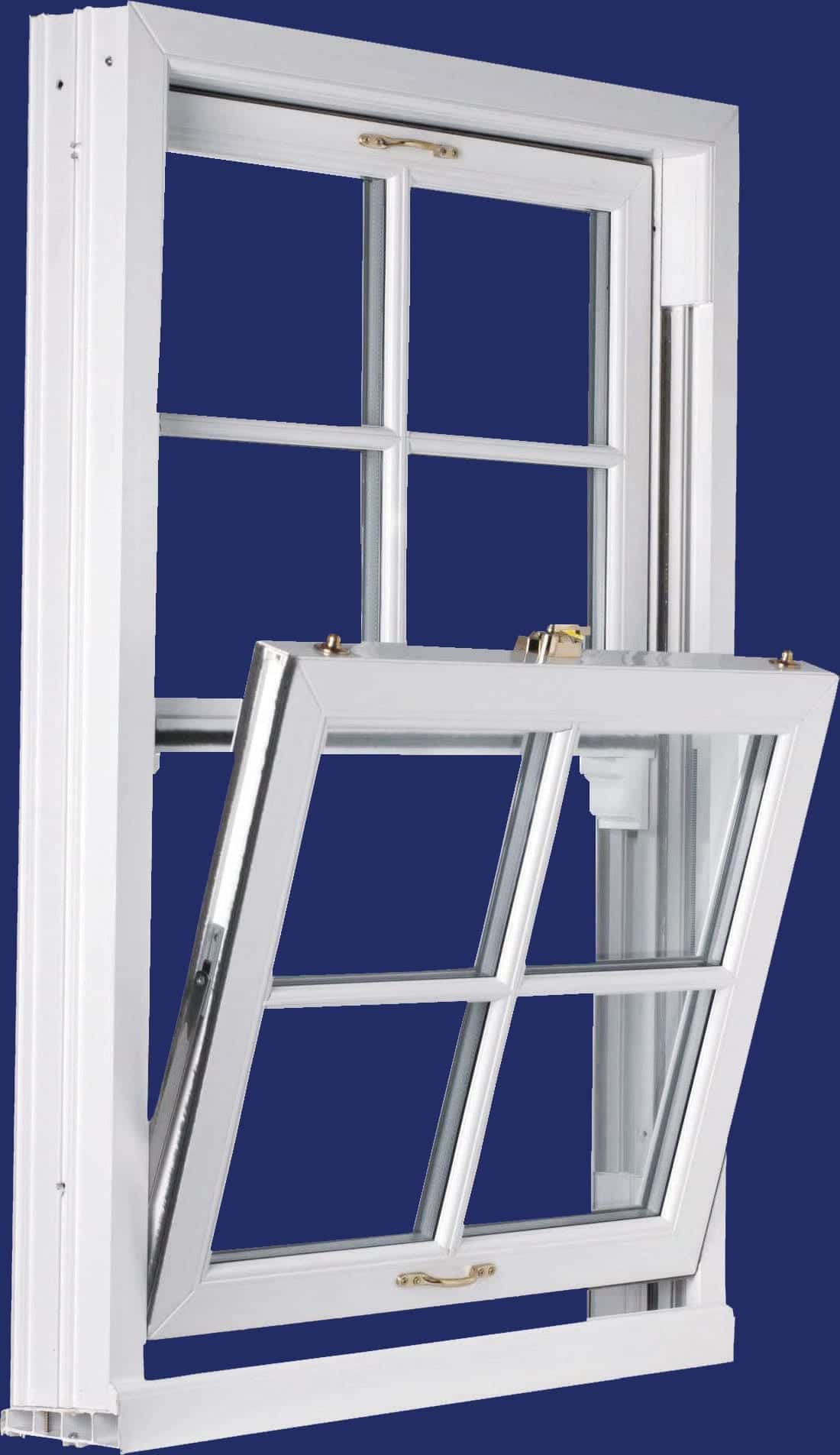 Ideal Windows And Conservatories Vertical Sliding Double Glazed Windows Edinburgh
