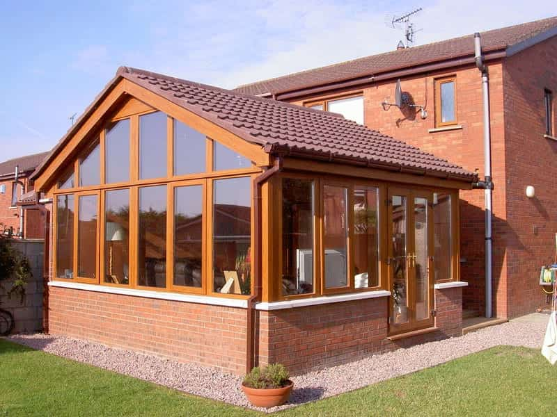 Lightweight Tiled Roofs By Ideal Windows And Conservatories