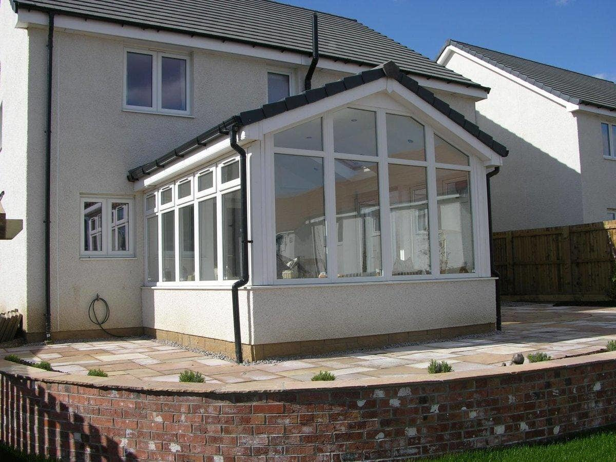 Ideal Windows And Conservatories Gable Sunroom