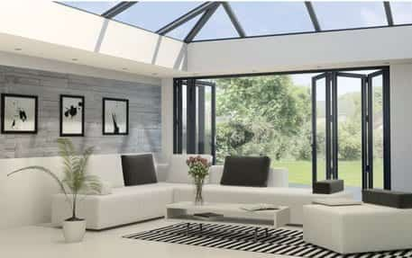 Ideal Windows And Conservatories Extension Cupola - Orangery
