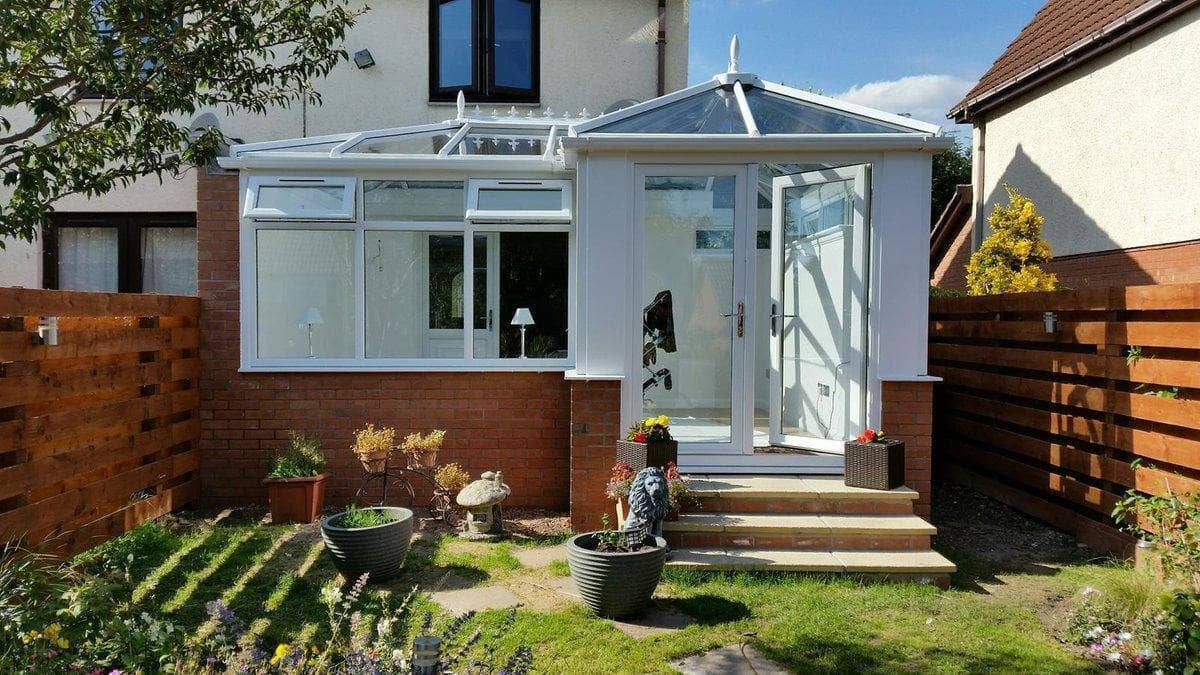 Ideal Windows And Conservatories Replacement Conservatory