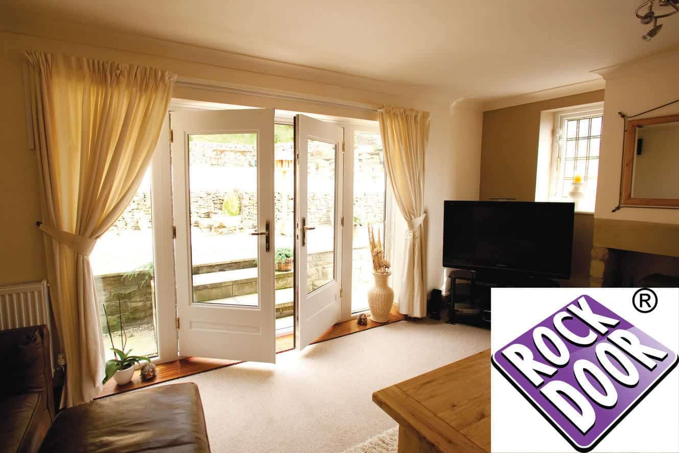 Ideal Windows And Conservatories French Door By RockDoor