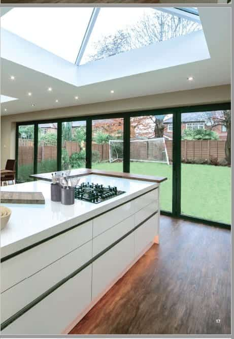 Orangeries Ideal Windows And Conservatories Extension Cupola