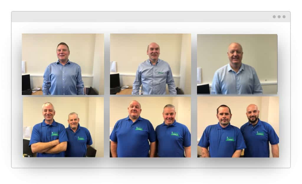 Ideal Windows And Conservatories Team Members