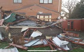 Ideal Windows And Conservatories - Dangers Of Conservatory Collapsed Roof