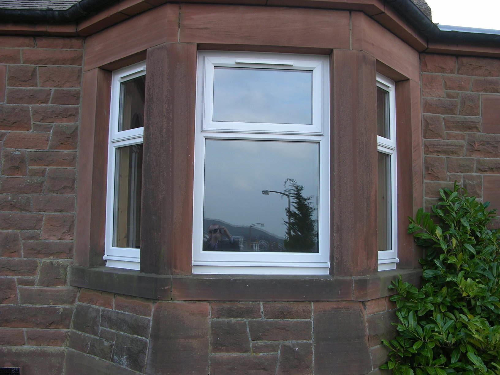 Ideal Windows And Conservatories Casement Double Glazing Windows, Edinburgh
