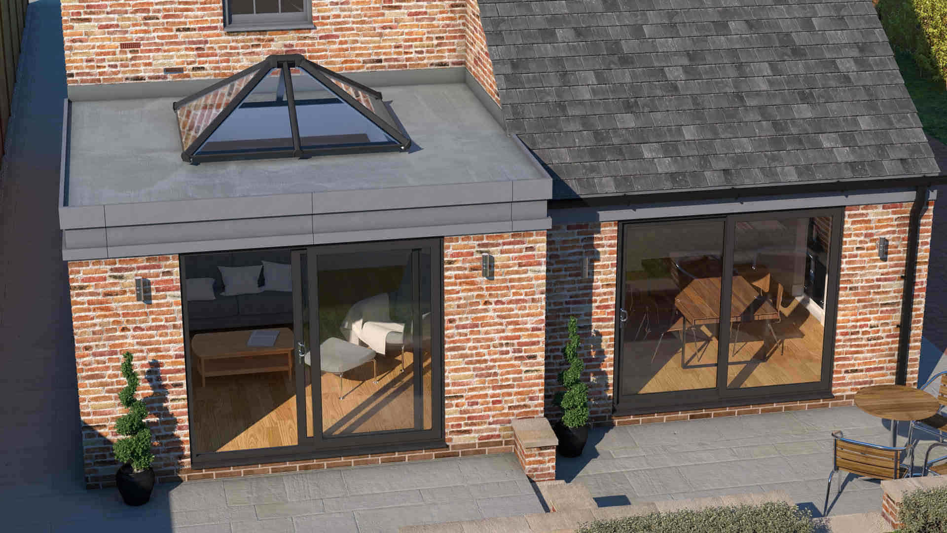 Ideal Windows And Conservatories Patio Doors