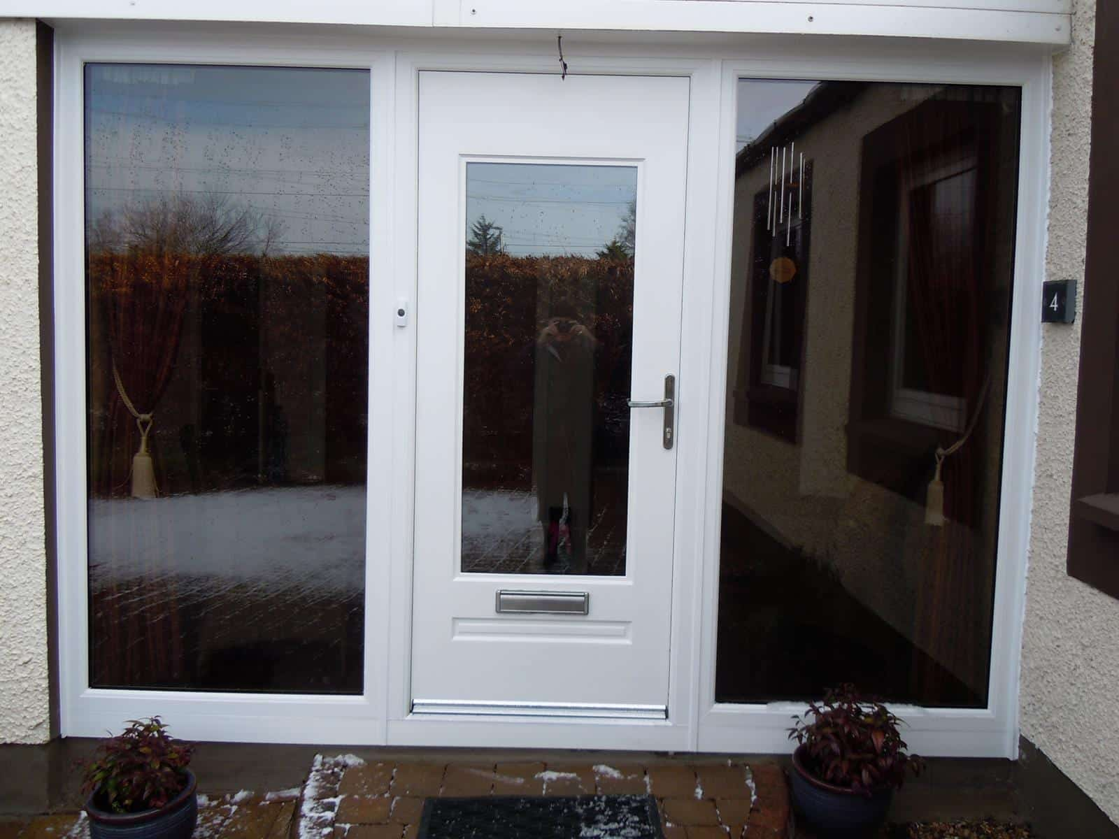 Ideal Windows And Conservatories Doors