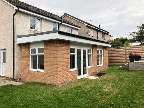Ideal Windows And Conservatories Testimonial Extension