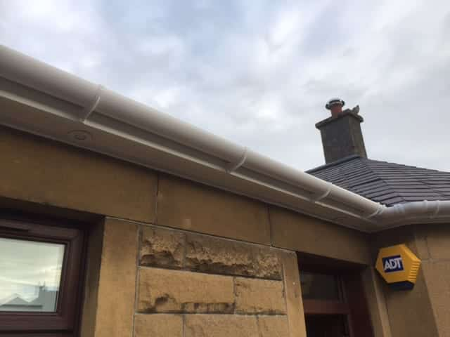Ideal Windows And Conservatories Roofline