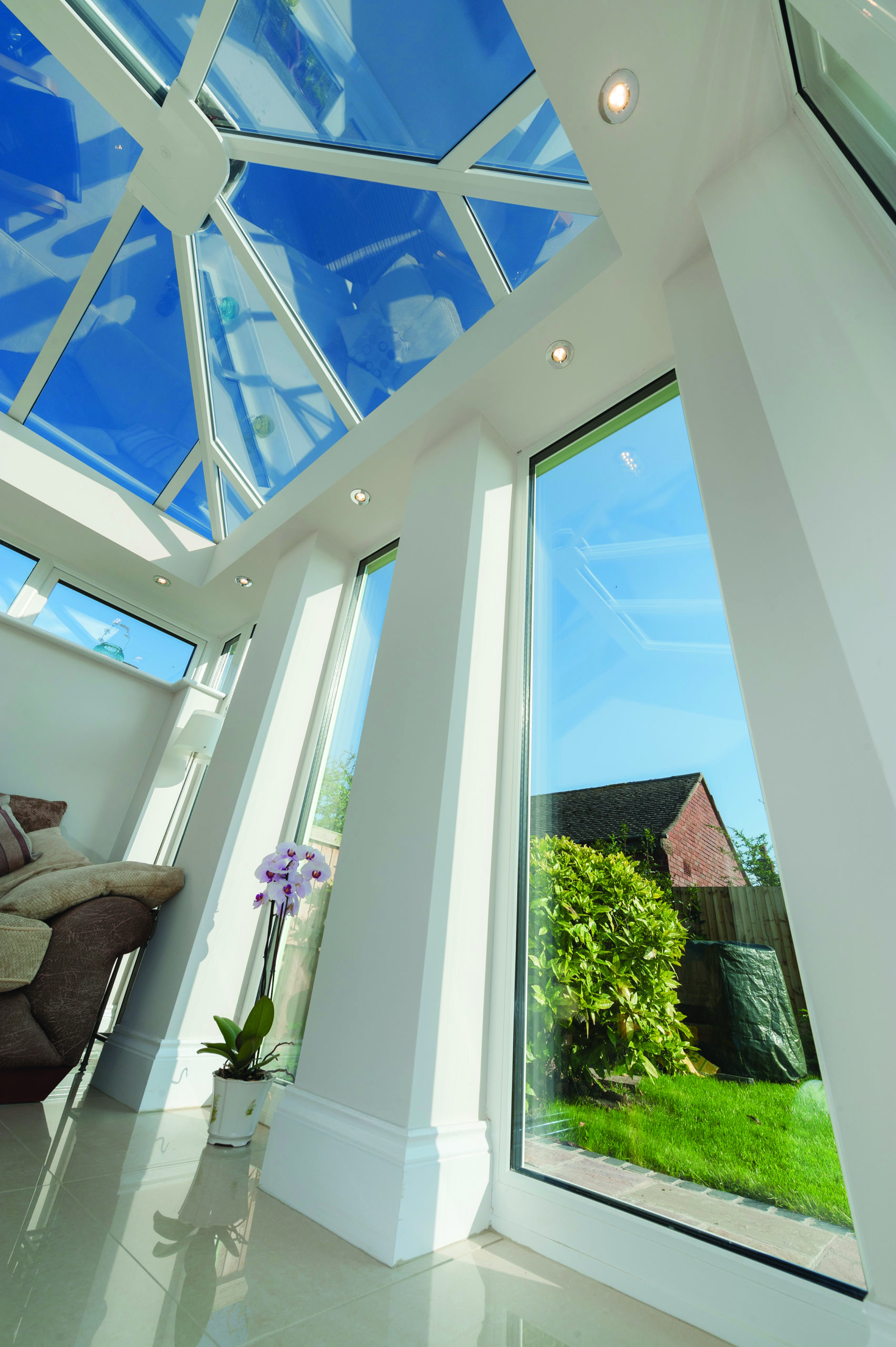 Ideal Windows And Conservatories Orangery