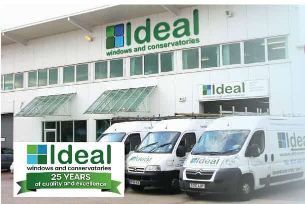 Ideal Windows And Conservatories Showroom