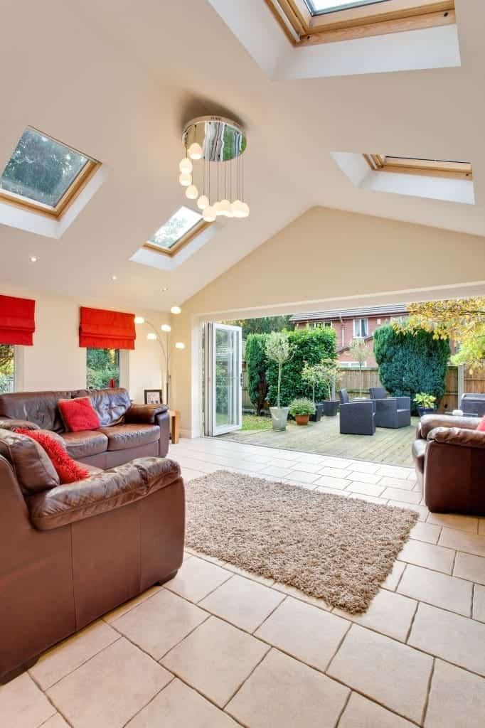 Ideal Windows And Conservatories Solid Roof Conservatory Conversion