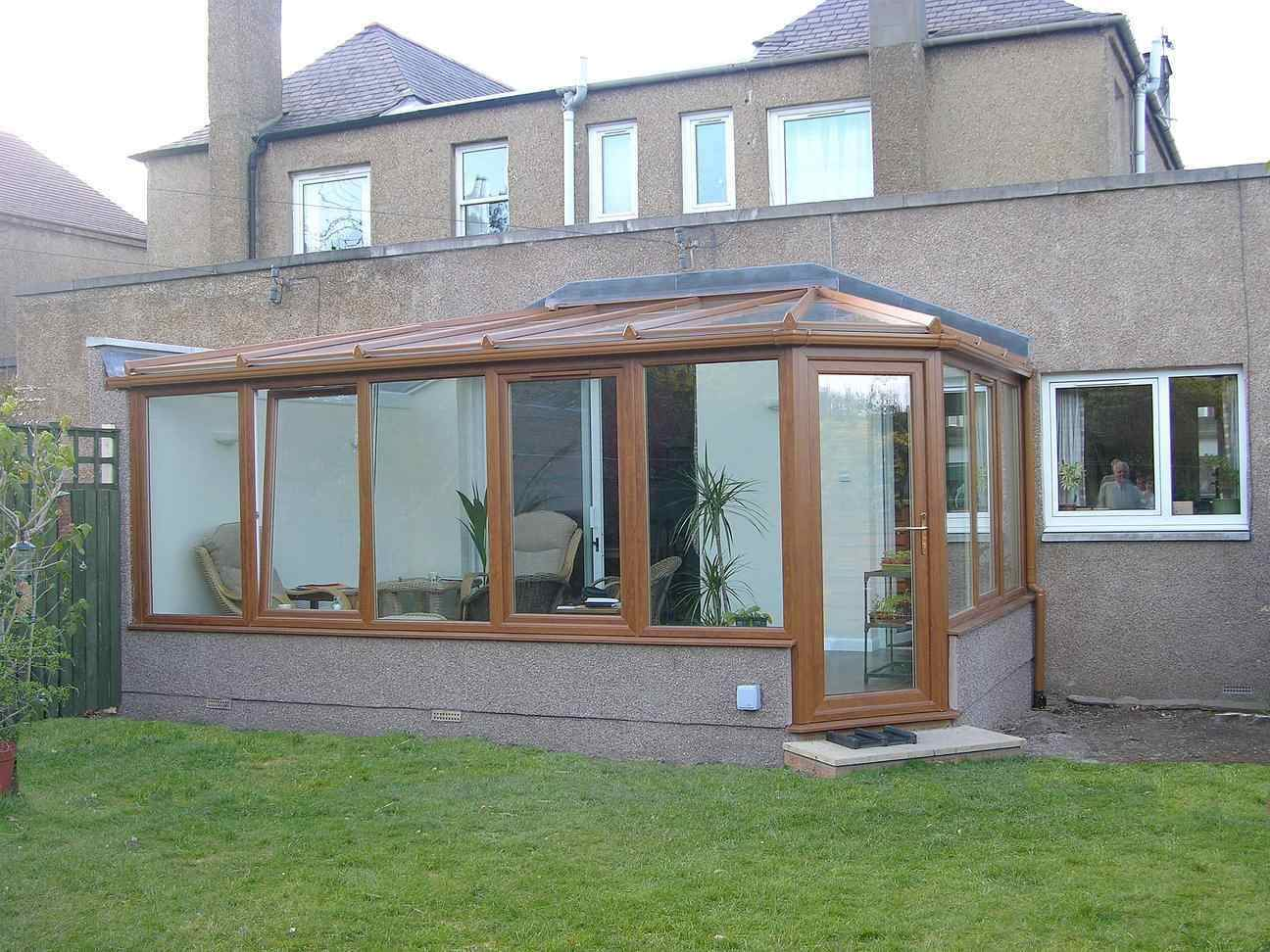 Ideal Windows And Conservatories Lean To Conservatory