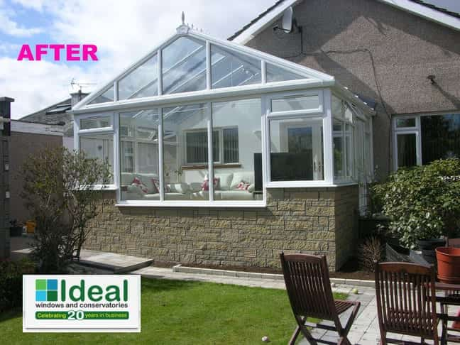 Ideal Windows And Conservatories Conservatory
