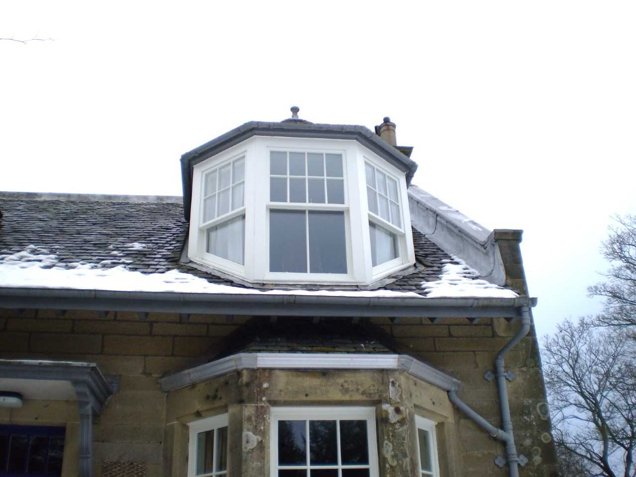 Ideal Windows And Conservatories Hardwood Dormer